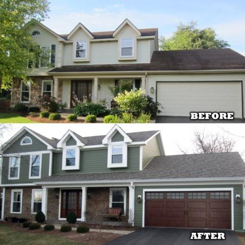 Install James Hardie Siding in Leawood, KS