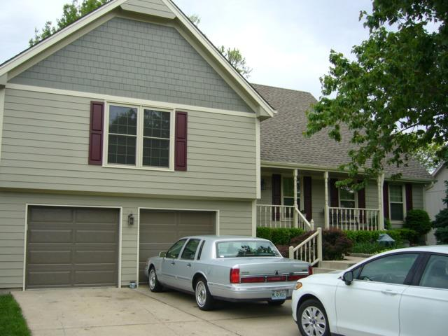 James Hardie siding in Lee's Summit, MO - After Photo