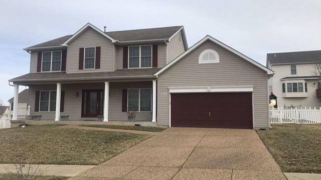 Total Exterior Remodel in Wentzville, MO! - Before Photo
