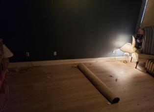 Bedroom Furniture Removal in Parrish, FL - After Photo