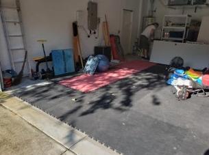 Garage Cleanout in Bradenton, FL - After Photo