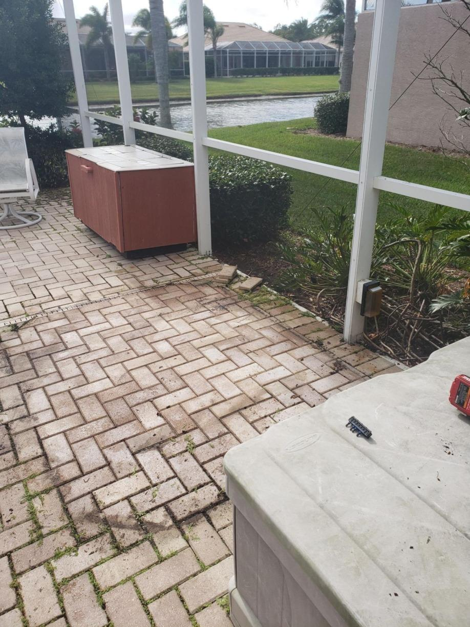 Hot Tub Removal in Bradenton, FL - After Photo