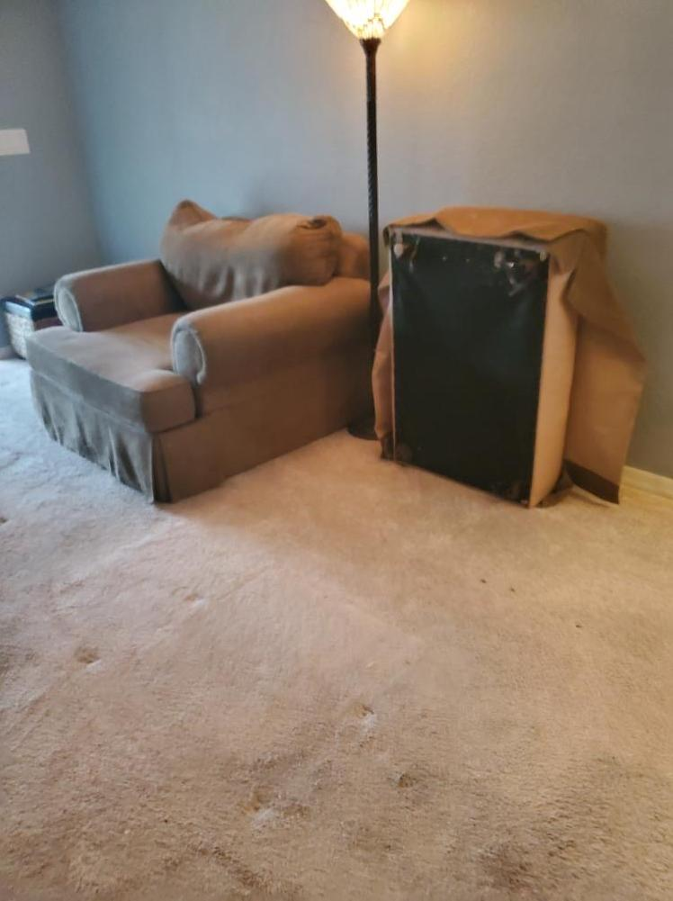 Chair Removal in Palmetto, FL - Before Photo