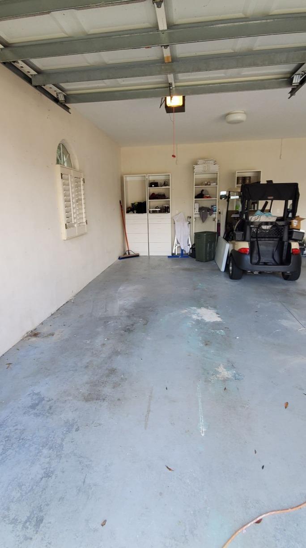 Construction clean out Parrish, FL - After Photo