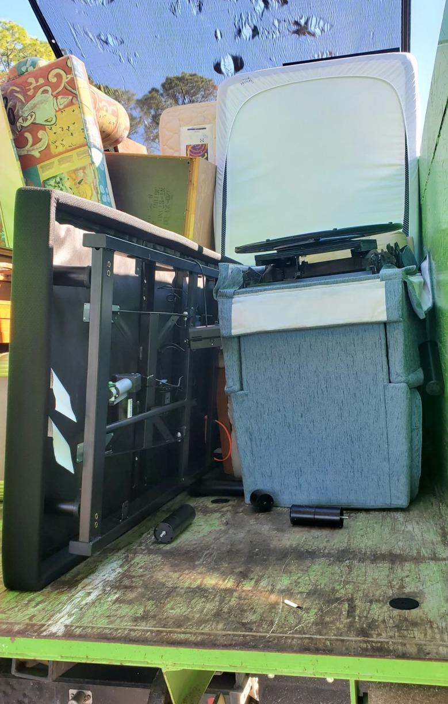 Senior Living Center Pick Up Sarasota, FL - After Photo