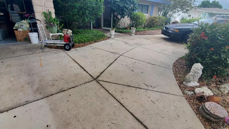 Moving Cleanout in Sarasota, FL - After Photo