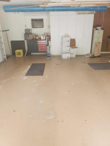 Garage Cleanout in Sarasota, FL - After Photo