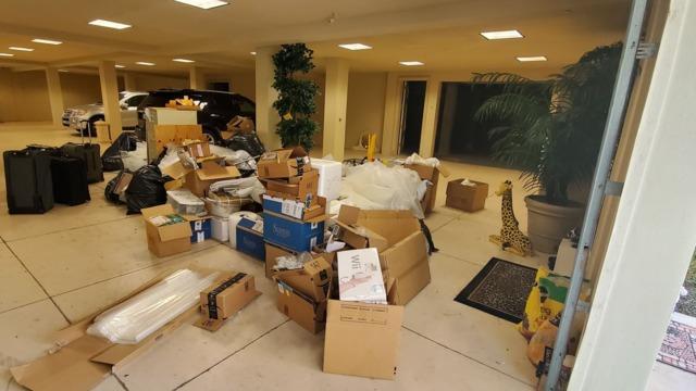 Estate Garage Clean Out Longboat Key, FL
