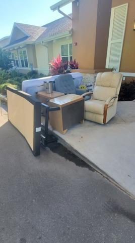 Senior Living Center Pick Up Sarasota, FL