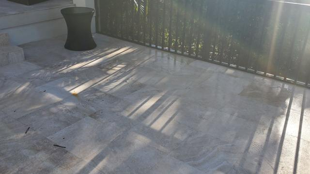 Removing Outdoor Lounge Chair in Longboat Key, FL