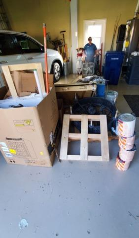 Misc. Garage Junk Removal in Lakewood Ranch, FL