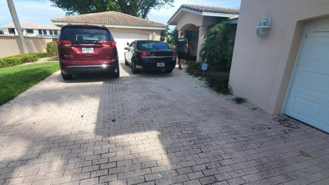Decluttering home after contractor work in Longboat Key, FL - After Photo