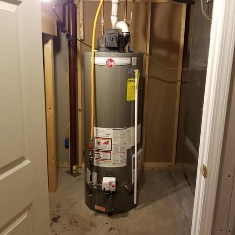 Water Heater Installation in Ganesvoort, NY