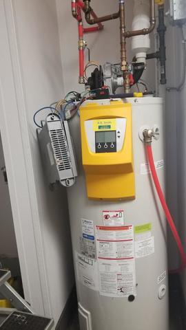 Commercial Water Heater Replacement in Guilderland, NY - Before Photo