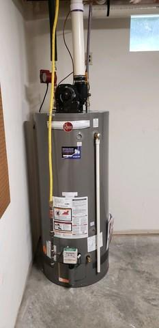Water heater replacement in Saratoga Springs, NY