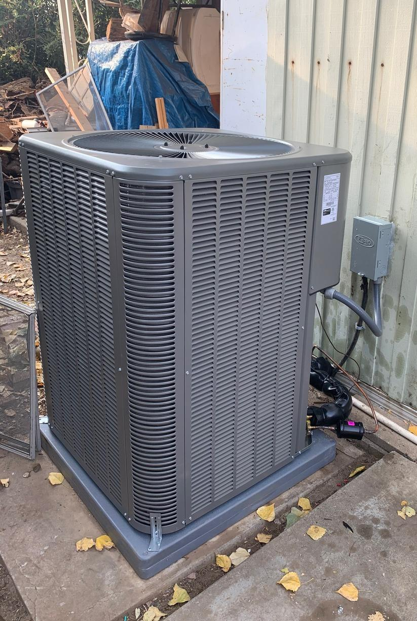 5 Ton Condenser Replacement, Cherry Valley, CA - After Photo