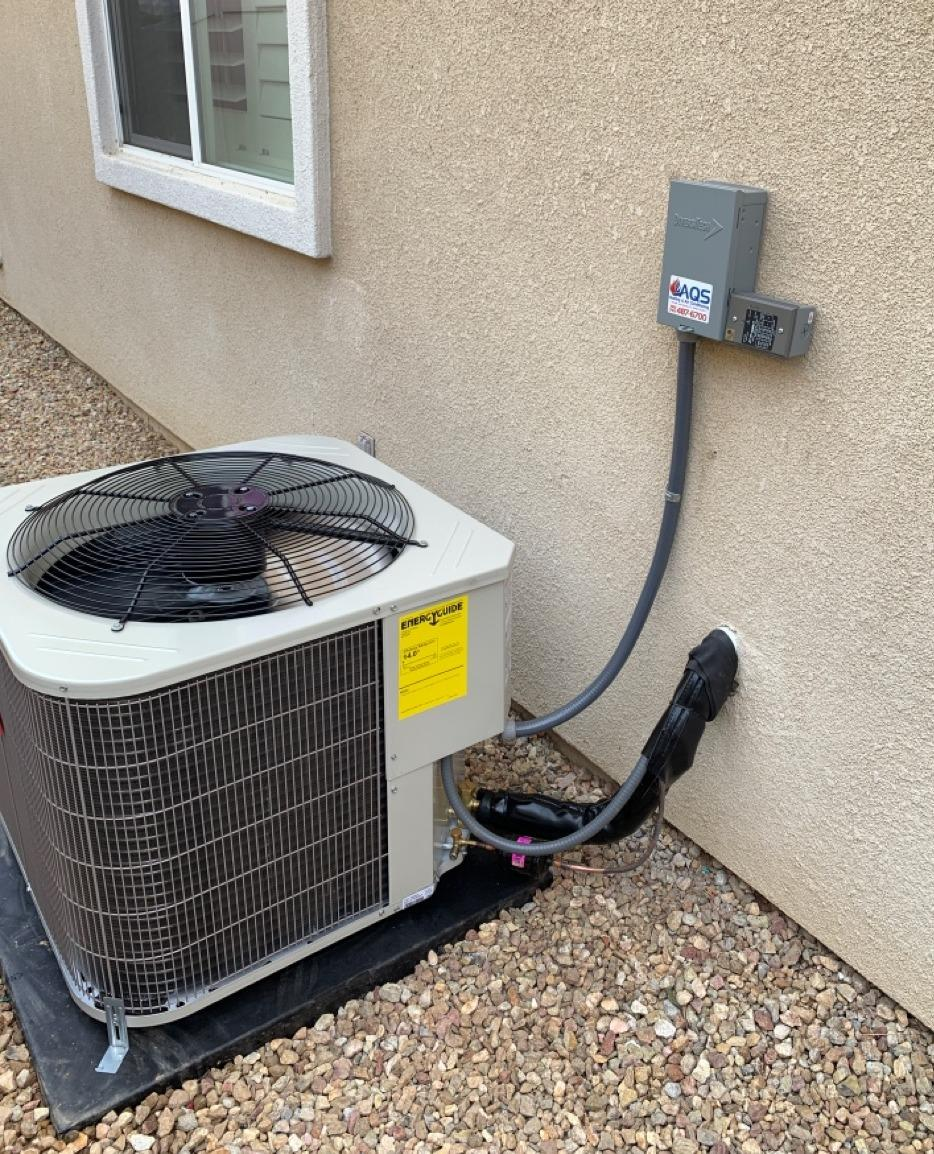 Condenser replacement in Beaumont CA - After Photo