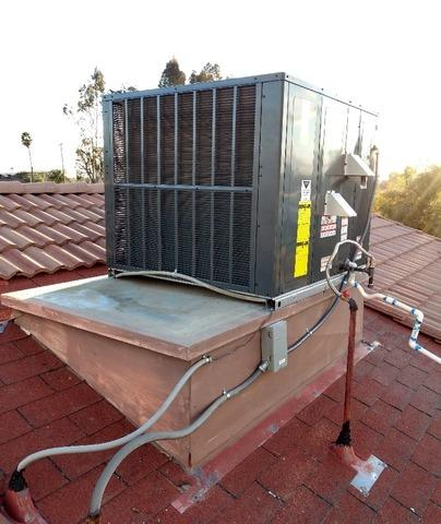 Install/Replacement 5 ton Package Unit San Jacinto, Ca