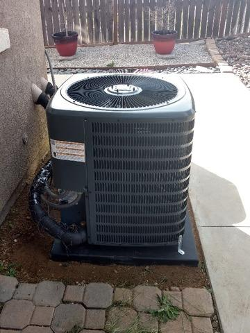 Install/Replacement 3 ton condenser Beaumont, Ca
