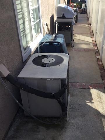 Install 3.5 ton  Condenser Riverside, Ca