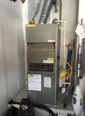 Install/ Replacement Furnace Riverside, Ca