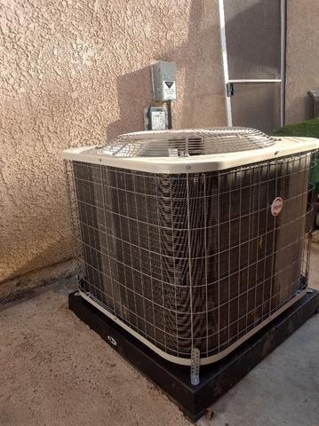 3.5 Condenser Installation Menifee, CA