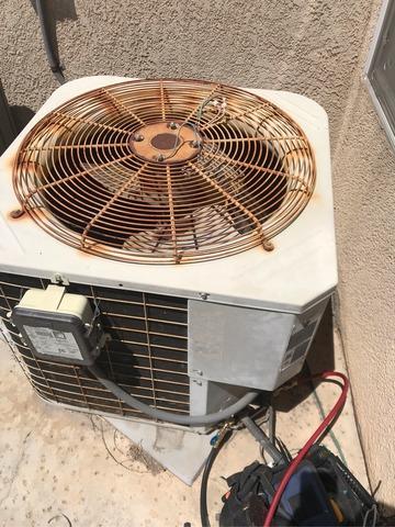 A/C Condenser Installation Corona, Ca
