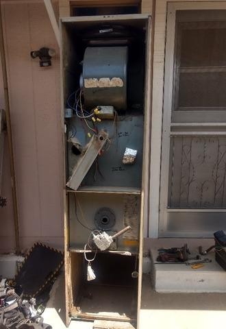 Mobile Home Furnace installation Yucaipa, Ca