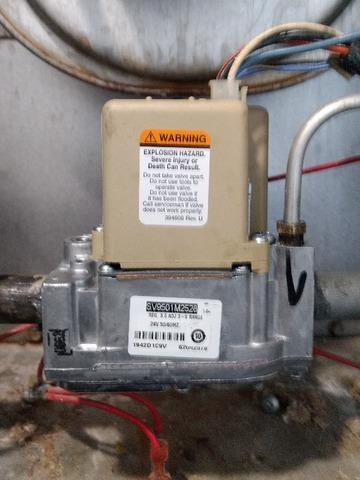 Gas Valve Replacement in Upland, CA