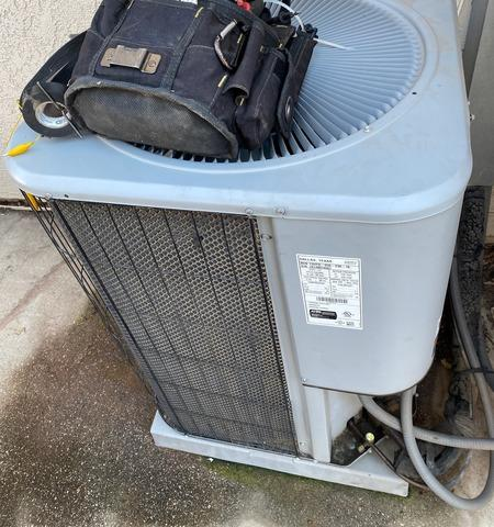 Condenser Replacement in Highland CA