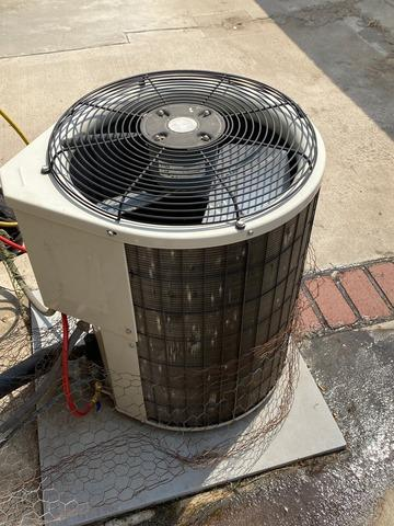 A/C Condenser replacement in Moreno Valley, CA