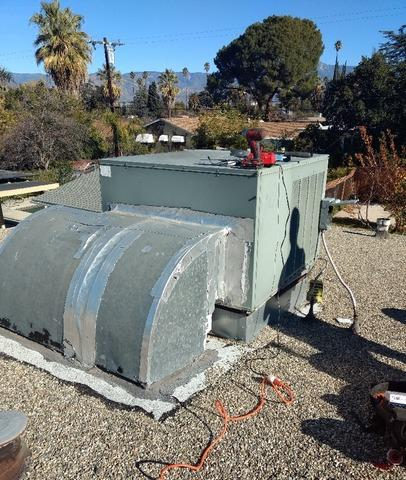3.5 ton package unit replacement Redlands, CA