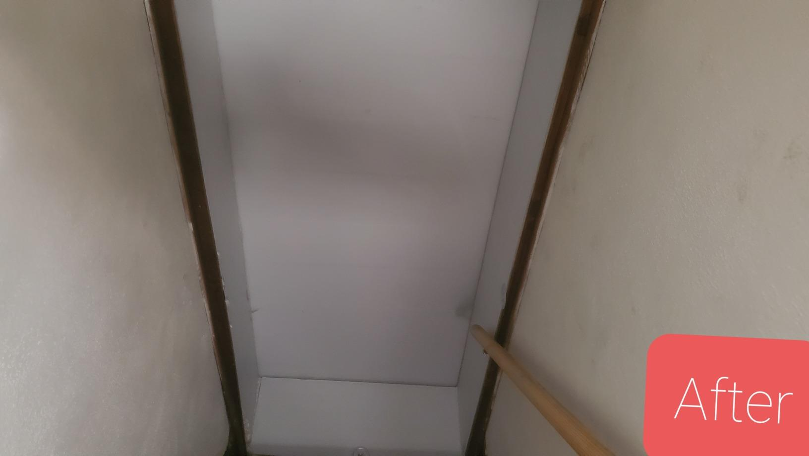Attic Hatch Peoria, IL - After Photo