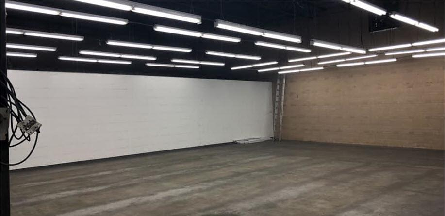 Warehouse Shelving Removal in Charlotte, NC - After Photo