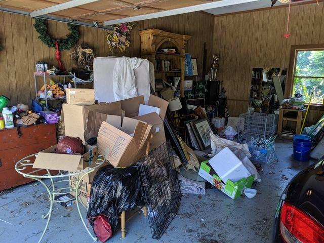 Another Fabulous Garage Cleanout in Charlotte, NC