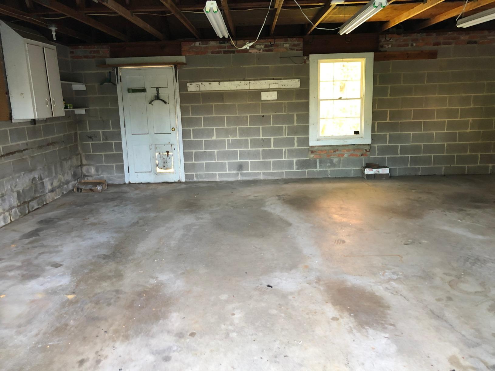 Garage Clean Out in Leesburg, VA - After Photo