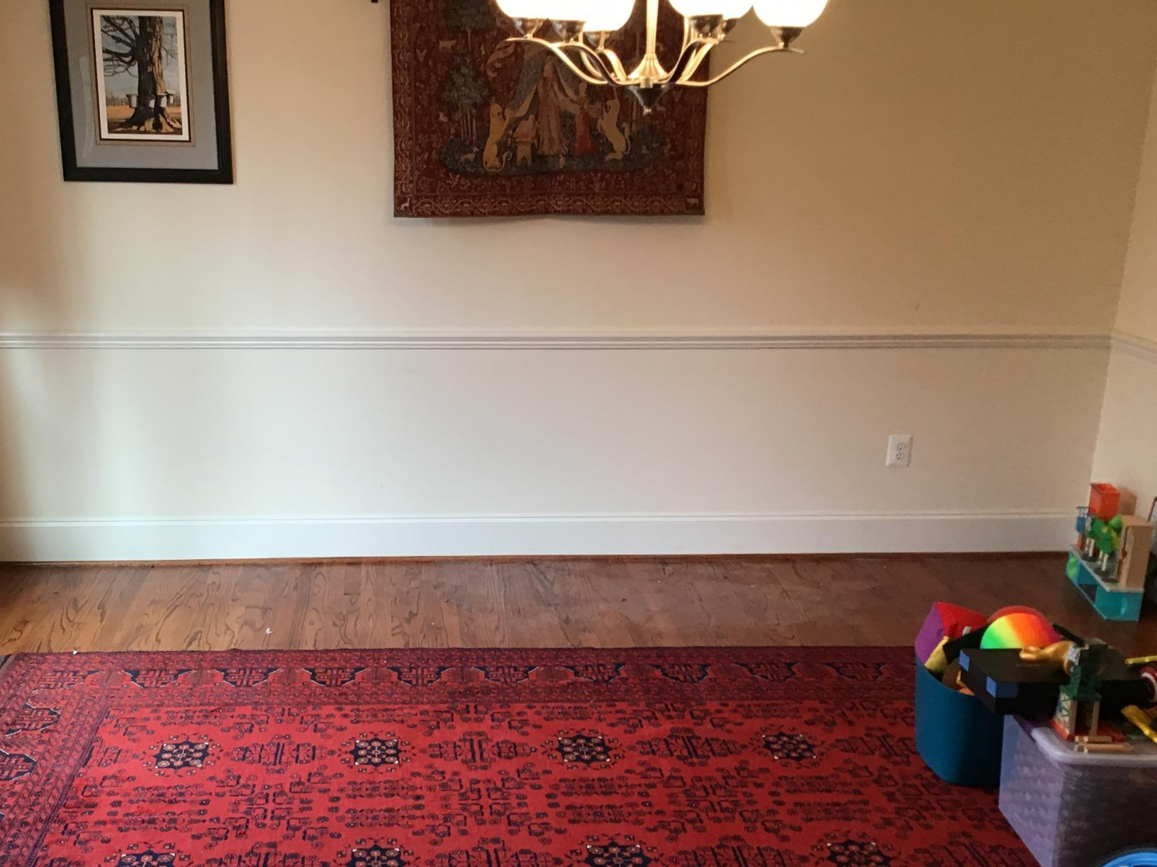 Furniture Removal & Donation in Haymarket, VA - After Photo
