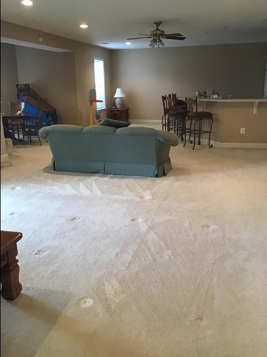 House Declutter in Catharpin, Virginia - After Photo