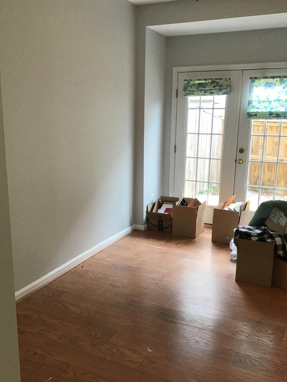 Furniture Removal in Fairfax, VA - After Photo