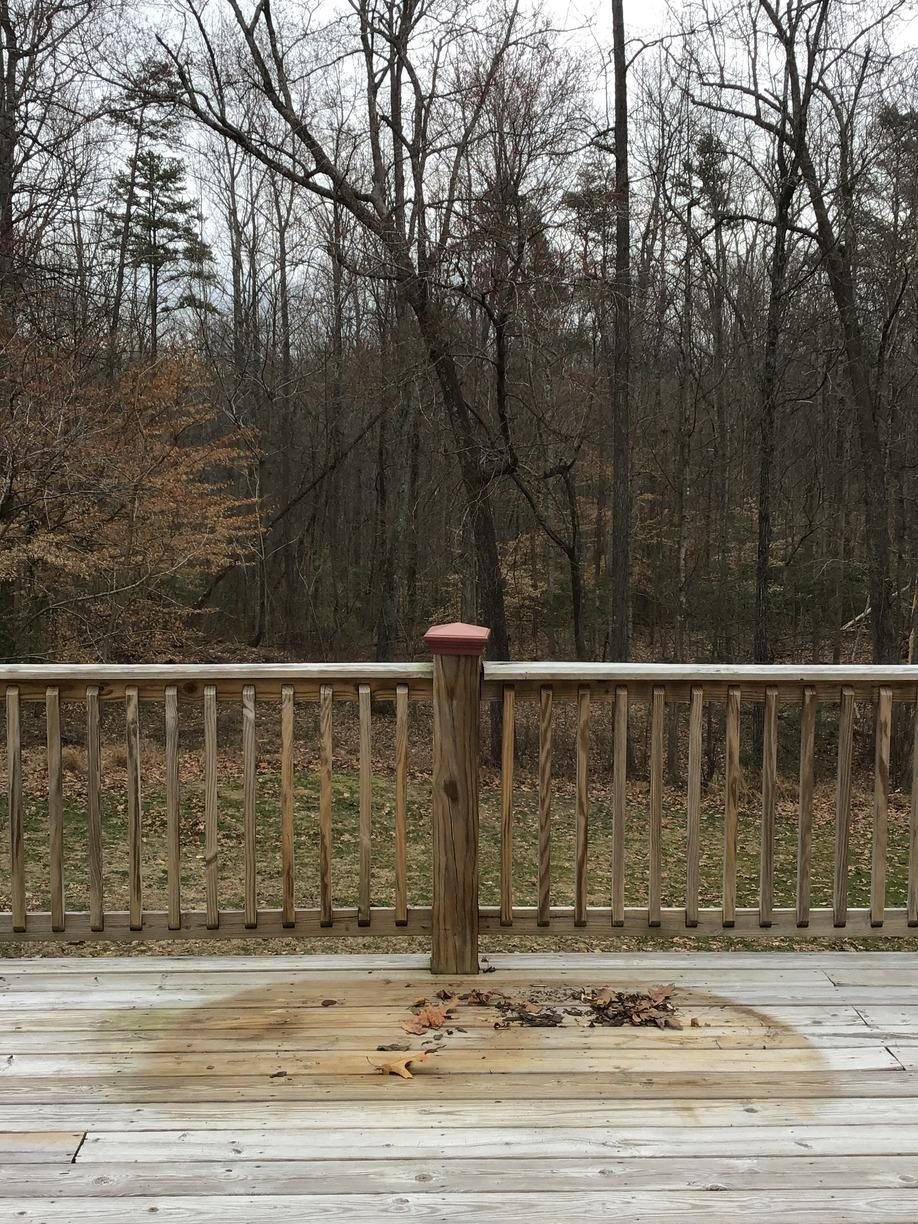 Grill Removal in Culpeper, VA - After Photo