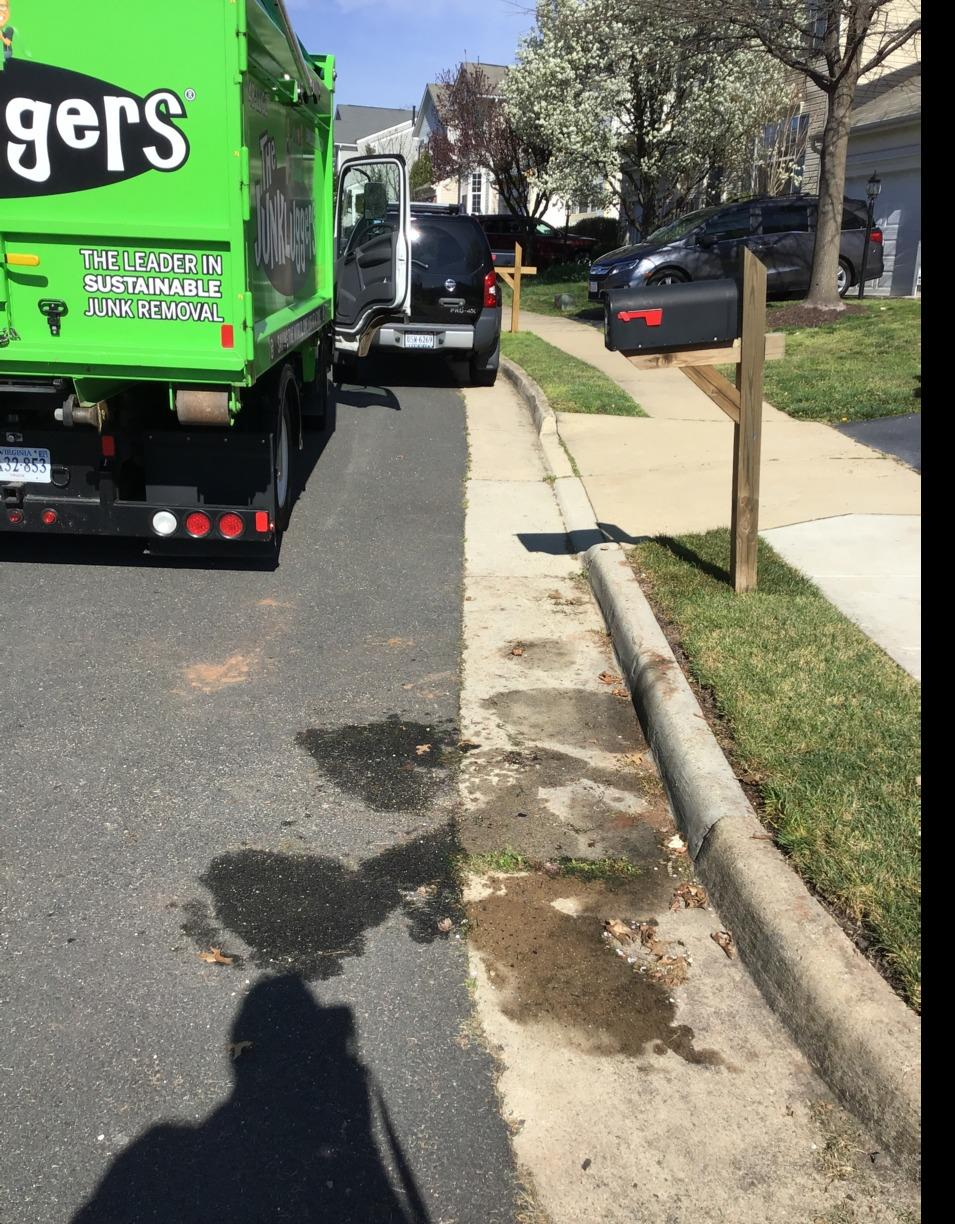 Curbside Pickup in Gainesville, VA - After Photo