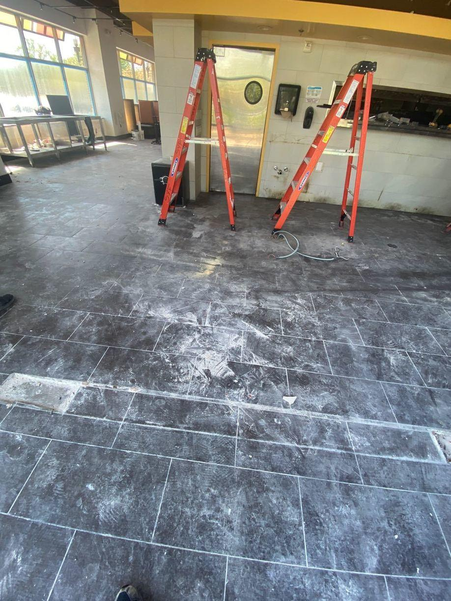 Commercial Construction Site Removal in Fairfax, VA - After Photo