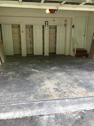 Garage Cleanout in Alexandria, VA