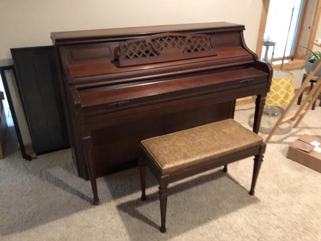 Piano Removal in Warrenton, VA