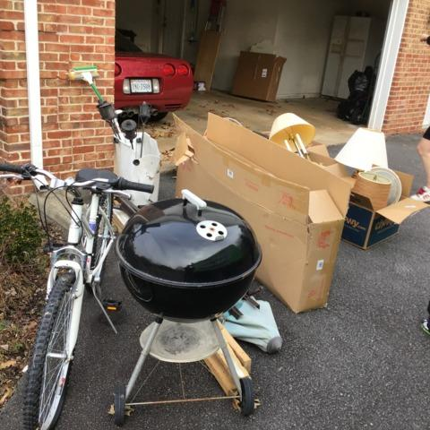 Junk Removal in Gainesville, VA