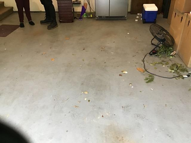 Garage Cleanout in Warrenton, VA
