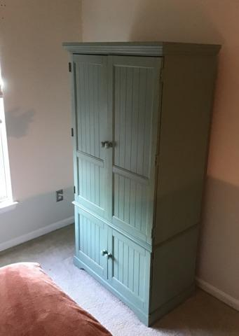 Armoire Removal in Bristow, Virginia