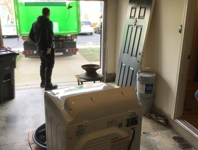 Junk Removal in Bristow, VA