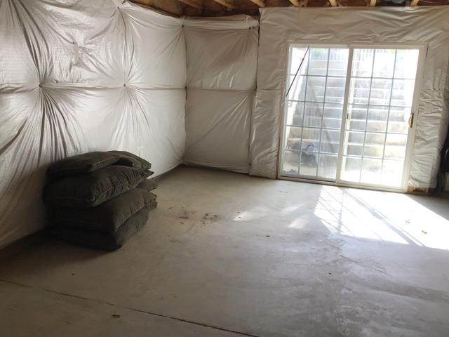 Basement Cleanout in Manassas, VA