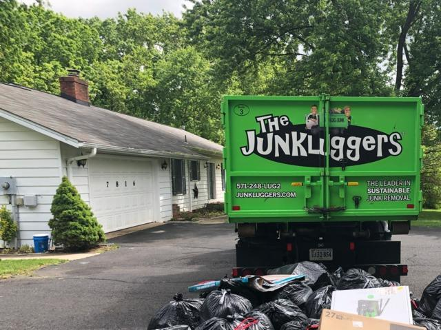 Bulk Pickup in Manassas, VA